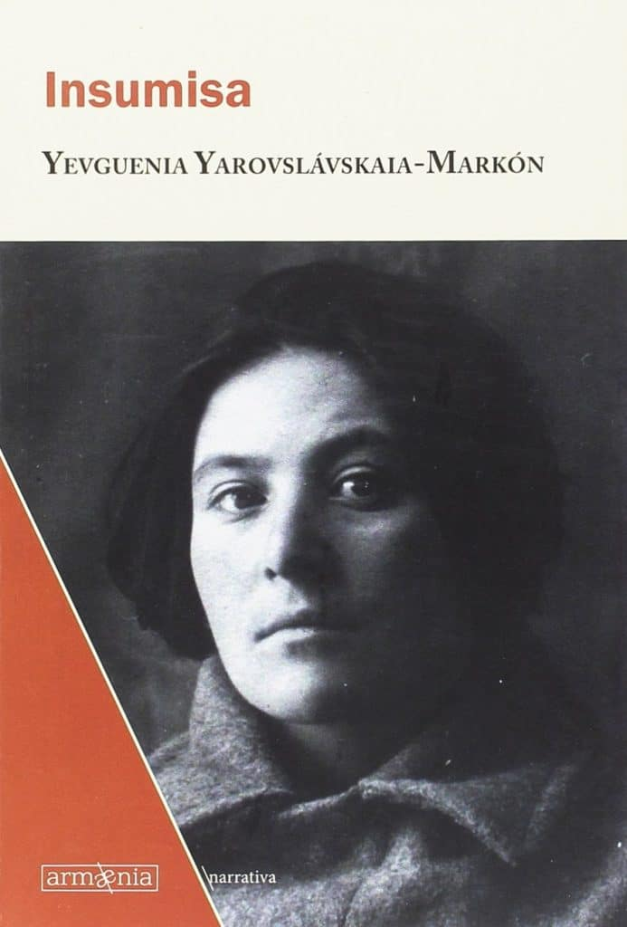 Reseña-del-libro-insumisa-Yevguenia Yaroslávkaia-Markón